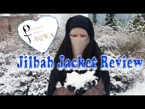 Pearls Of Taqwa Jilbab Jacket REVIEW