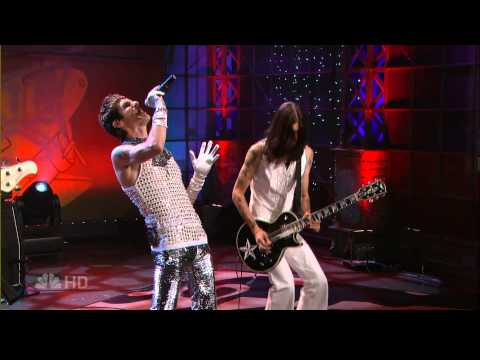 Perry Farrell's Satellite Party - Hard Life Easy - Tonight Show 2007