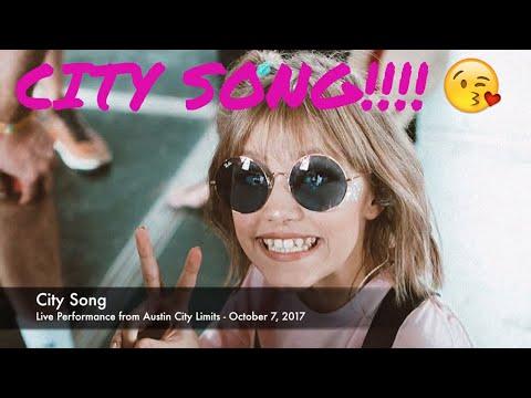 CITY SONG (new original) - Grace VanderWaal LIVE at Austin City Limits - Oct 7, 2017