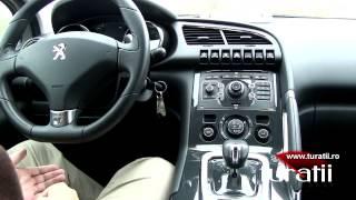 Peugeot 3008 Hybrid4 2012 Videos