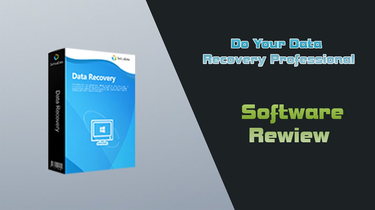 do your data recovery professional 6.6 serial