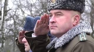 2020-01-07 г. Брест. Прощание со знаменем О.Коновалова.  Новости на Буг-ТВ. #бугтв