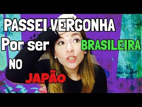 Fui expulsa por ser (EXTRANGEIRA) BRASILEIRA