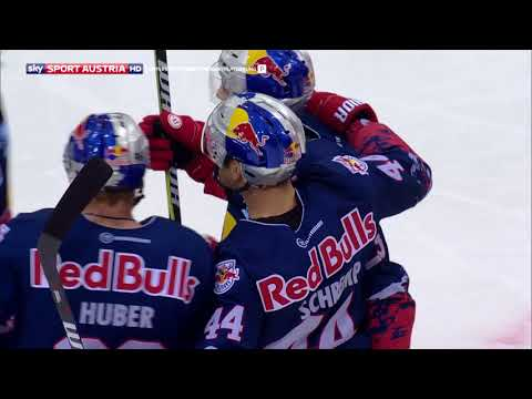 Erste Bank Eishockey Liga 17/18, 6. Platzierungsrunde: Vienna Capitals – EC Red Bull Salzburg 2:4