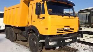 видео Продажа Самосвалов Камаз