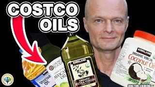What Is The Best Cooking Oil? coconut oil vs avocado oil vs olive oil vs vegetable oil vs butter