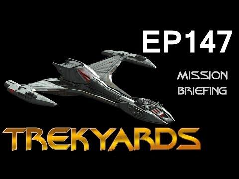 Trekyards EP147 - Klingon Raptor