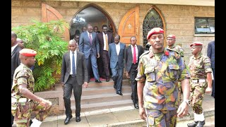 Why DP Ruto was not allowed to view Moi's body immediately - Gumo || Sidebar