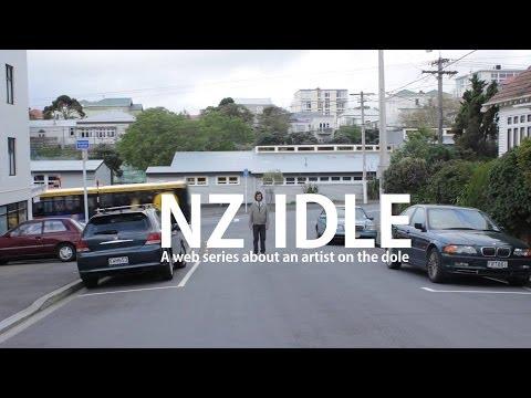 NZ IDLE | Friends with Unemployment Benefits | Trailer