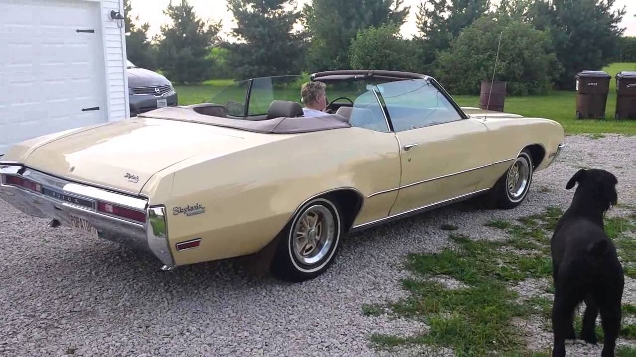 1970 buick skylark custom convertible youtube1970 buick skylark custom convertible