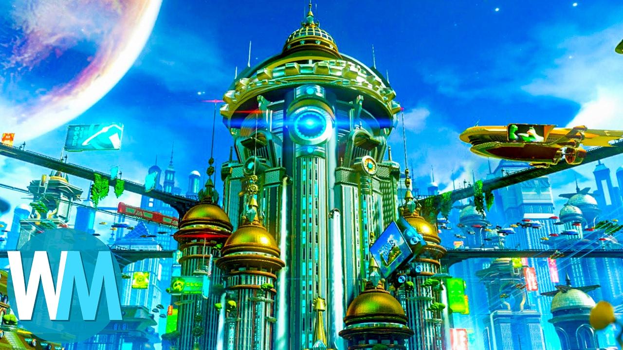 Planet Free Game