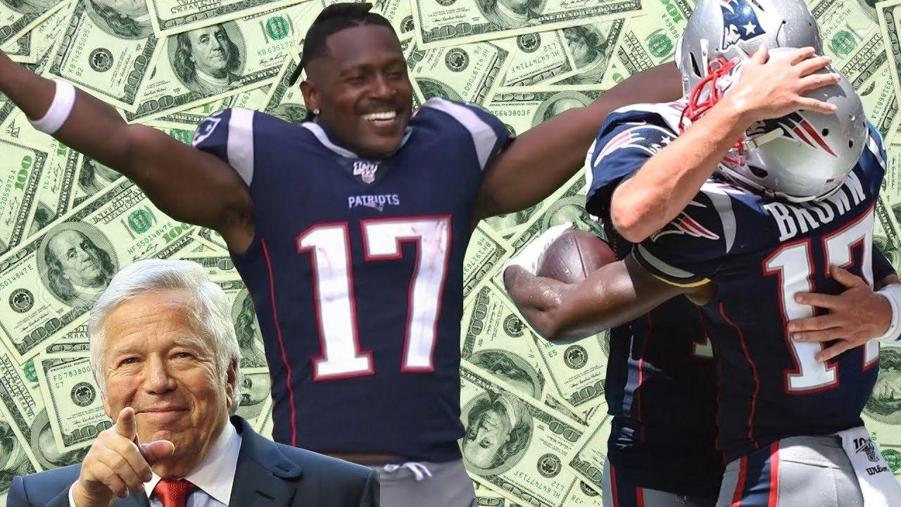 Antonio Brown rumors: Everyone thinks WR coming back to Patriots ...