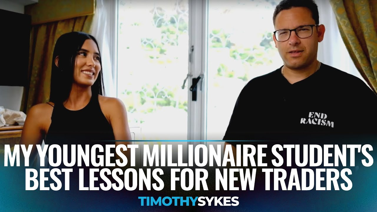 My Youngest Millionaire Student's Best Lessons For New Traders