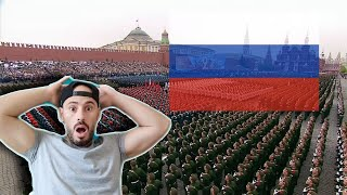 REACTION to Russian Army - The Best Hell March | Russia Military Power 2020