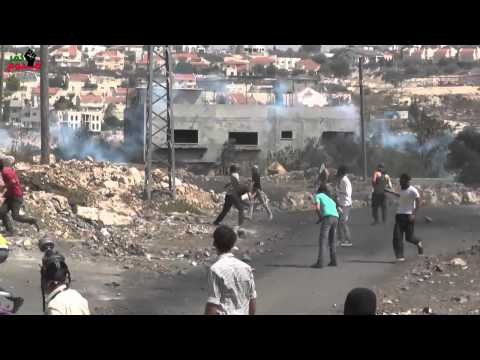 War in The Streets OF Palestine (ROCKS V.S BOMBS)