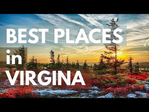 10 Best Travel Destinations in Virginia USA
