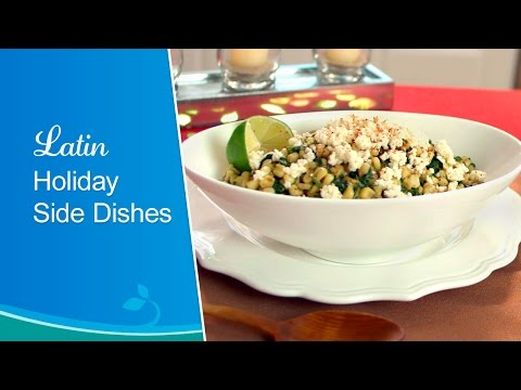 Latin Holiday Side Dishes