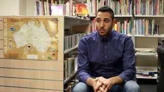 ELS Sydney EAP Student - Abdulrahman from Saudi Arabia