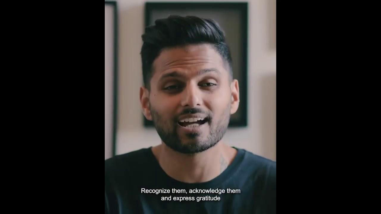 Be Someone Who Makes You Happy | Jay Shetty 2019 - YouTube
