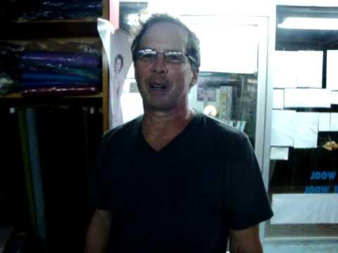 Bespoke James Tailor with Tony & Rosa Aus2 at Nai Yang Beach,Phuket