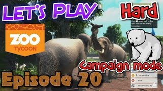 Expansion Exposition Episode 20 (Final) - Zoo tycoon xbox one Campaign