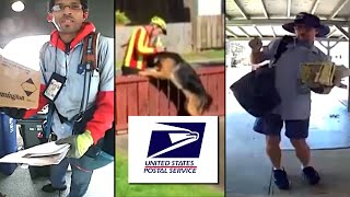The Nicest USPS Workers Caught On Tape