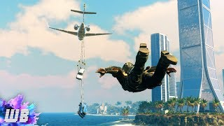 Just Cause 4 - ANOTHER DAY AT THE AIRPORT