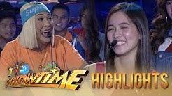 It's Showtime PUROKatatawanan: Vice Ganda almost breaks Jackque's joke