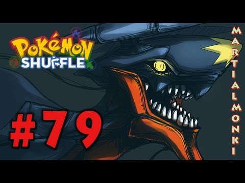 Slow & Steady Wins - Let's Play Pokemon Shuffle Part 79 (Nintendo 3DS)
