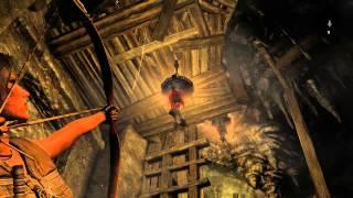 Tomb Raider: Definitive Edition - Optionales Grab - Heiligtum der Sturmwache in Bergwald