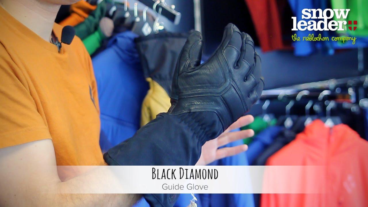Black diamond gloves guide - Black Diamond Guide Glove Gant De Ski Par Snowleader
