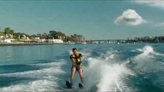 Dairy Queen Commercial Waterskiing