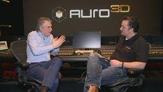Gambar cover Besuch in den weltberühmten GALAXY Studios in Belgien und Vorstellung des Auro-3D® Audiosystems