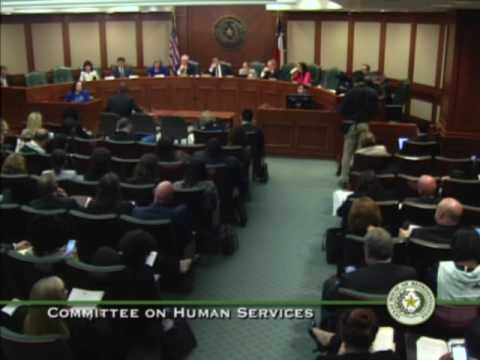House Human Services - HB 5: Will Francis, NASW Texas Chapter - February 20, 2017