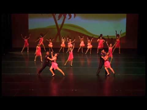 MIX LATINO DEL RECITAL DANCE IS LIFE 2017