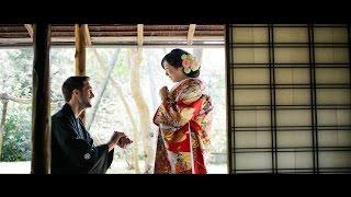 Surprise Propose -サプライズプロポーズ- 【Traditional Japanese style Pre Wedding film vol.3- 】