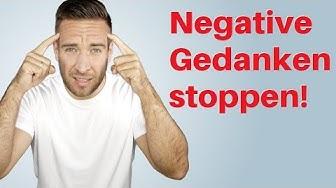 Negative Gedanken loswerden: So stoppst du Grübeln und Zwangsgedanken
