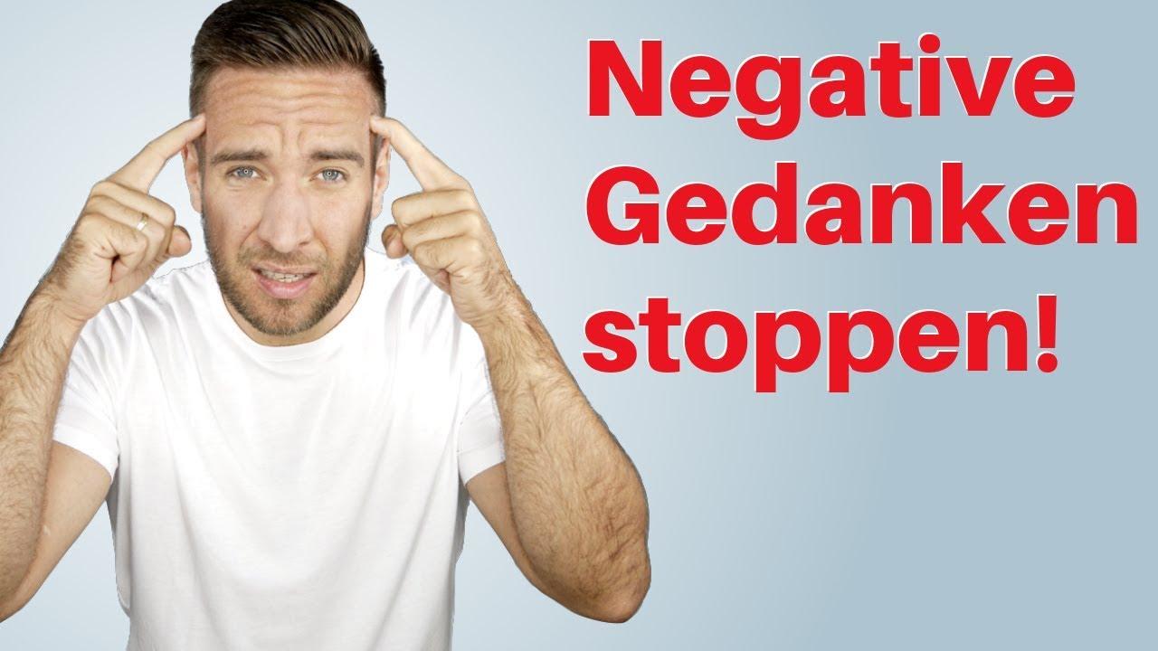 Negative Gedanken loswerden: So stoppst du Grübeln und ...
