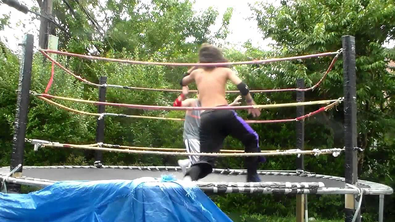 Backyard Wwe Wrestling