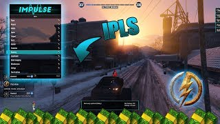 Impulse Gta 5 Mod Menu Showcase - Haanen