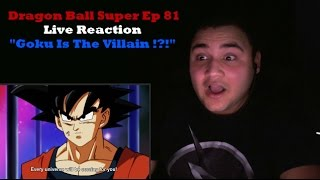 Dragon Ball Super Episode 81 Live Reaction
