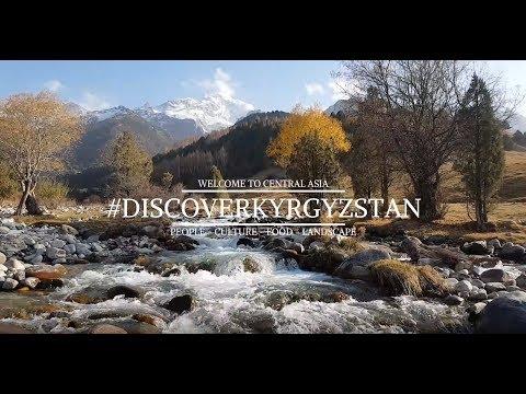 #DiscoverKyrgyzstan - Travel Video 🇰🇬 Kyrgyzstan in Central Asia