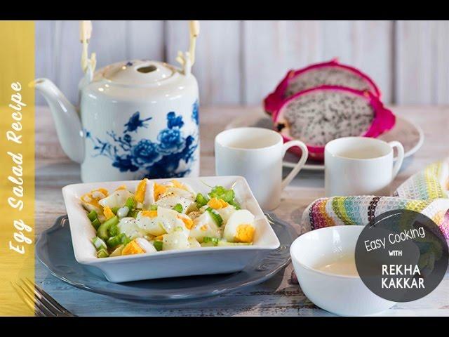 Healthy Egg Salad Recipe | How to Make Best Egg Salad