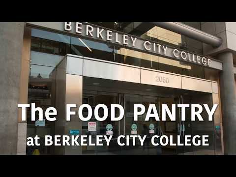 Berkeley City College Food Pantry