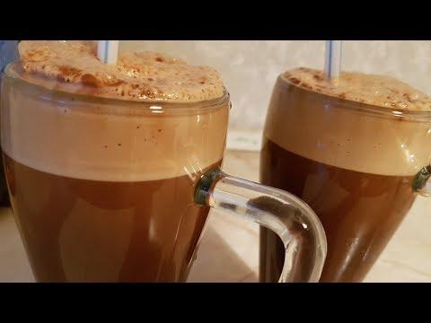 Коктейль Кофе + кола= Будильник. Цыганка готовит атомный коктейль. Коктейль энергетик. Gipsy Kitchen