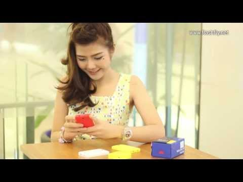 Flashfly Online Channel : แกะกล่อง Nokia Asha 501 [ Unboxing in Thailand ]