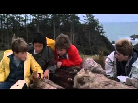 The goonies :D awesome scenes