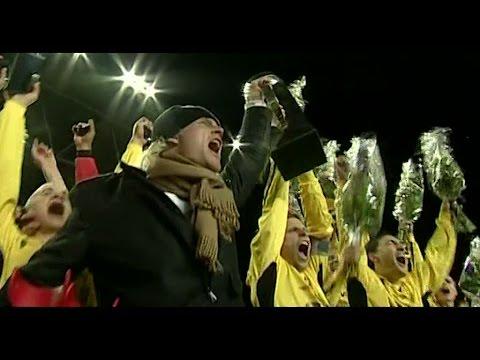 Veteranen slutar - se hyllningen till Anders Svensson - TV4 Sport