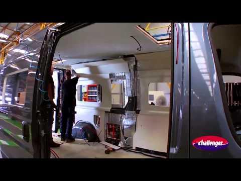 Camping-car - fourgon aménagé - Van Challenger 2013