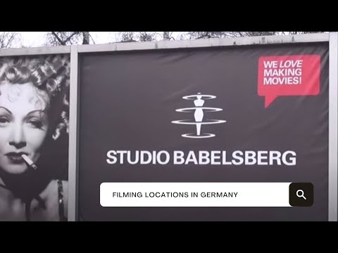 Studio Babelsberg Behind the Scenes Tour -- Potsdam / Berlin